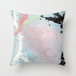 Eternal Struggle Throw Pillow