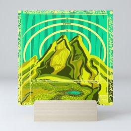 Mountain pt.1 Mini Art Print