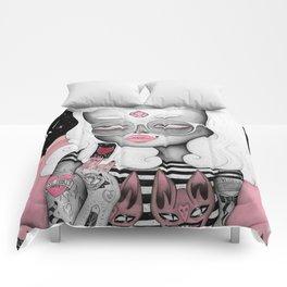 Midsummer Night's Divination Comforters