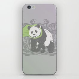 Fearless Creature: Bam iPhone Skin