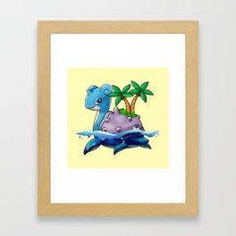 Lapradise Framed Art Print