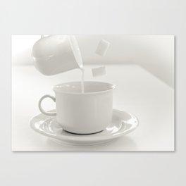 A cup of magic Canvas Print