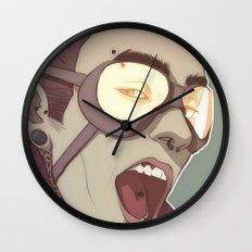 sunlighthurtsmyeyes Wall Clock