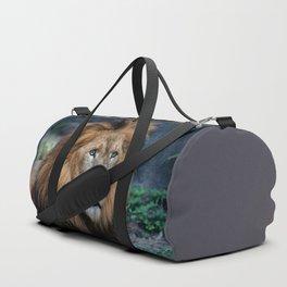 Majestic Lion Duffle Bag