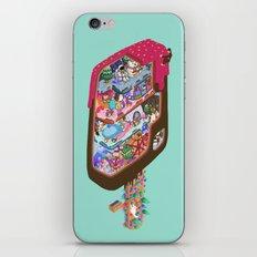 Icecream pop iPhone & iPod Skin