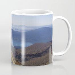 A long walk home - New Zealand Coffee Mug