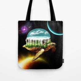 The great A Tuin Tote Bag