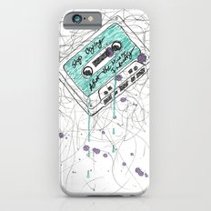 Stop Crying About The Music Industry Slim Case iPhone 6s