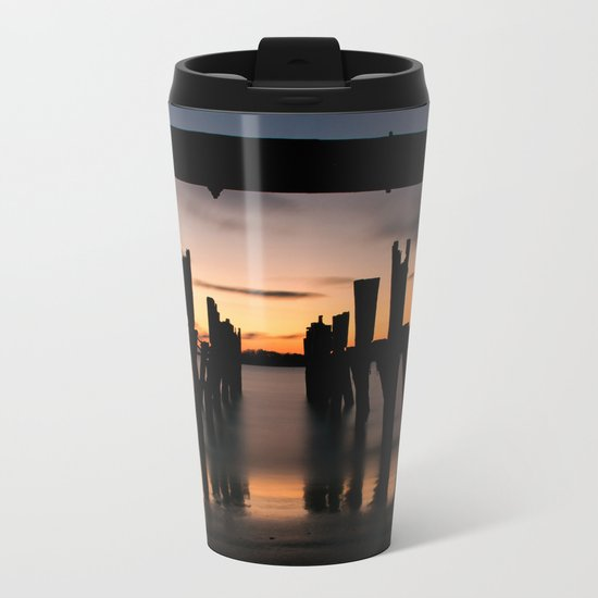 Passage Sunset Metal Travel Mug