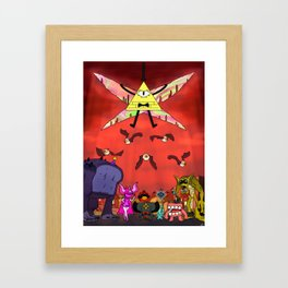 Welcome One and All Framed Art Print