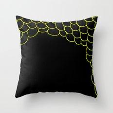 Vombi Throw Pillow