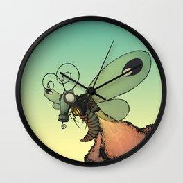 Spring 2033 Wall Clock