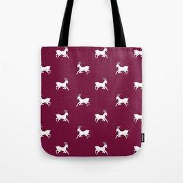 Halla Pattern Tote Bag