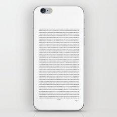 Heaven or Hell ? iPhone & iPod Skin