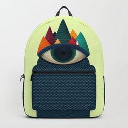 068 - I've seen it owl Backpack