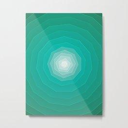 Polygon. Metal Print