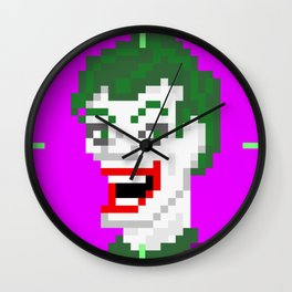 Laugh Wall Clock