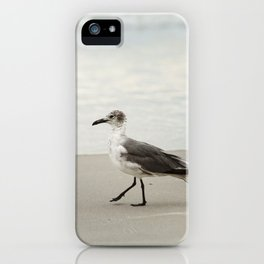 Seagull Stroll iPhone Case