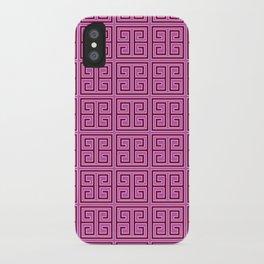 Violaceous  iPhone Case