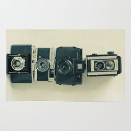 Camera Love Rug