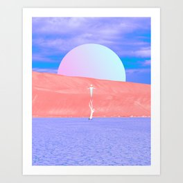 Biss Art Print