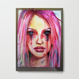 Dulcet (Make sure you watch the video in the description!!!) Metal Print