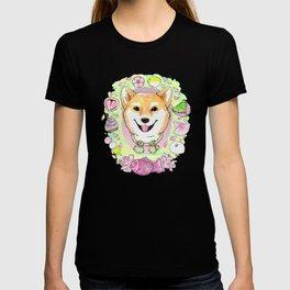 Sakura Inu T-shirt