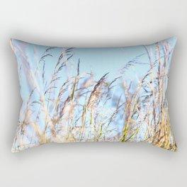 blue skies Rectangular Pillow