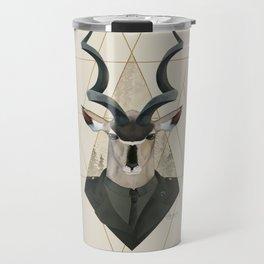Commander of Deers Travel Mug
