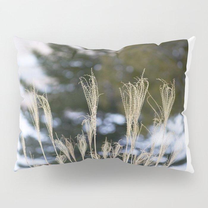 Grass & Pine Pillow Sham