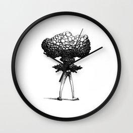 Just Wear It Wall Clock