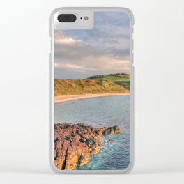 Whistling Sands at Dusk Clear iPhone Case