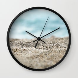 Overlooked II Wall Clock