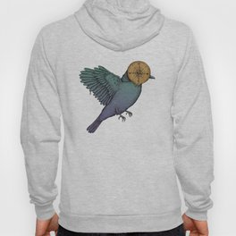 Contemplation of a Journey Hoody