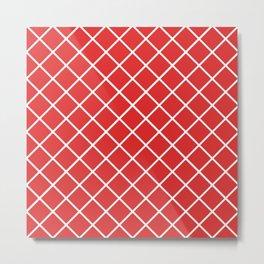 Colorful Pattern 6 Metal Print