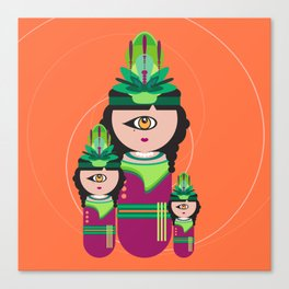 Thai Canvas Print