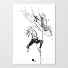 Lozen Girl Canvas Print
