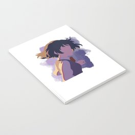 Your Name Minimalist (Mitsuha) Notebook