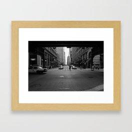 Wabash Framed Art Print
