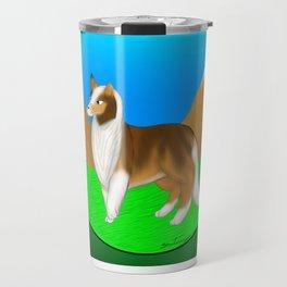 Lassie Travel Mug