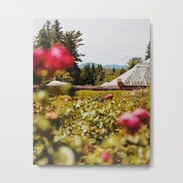 Biltmore Gardens Metal Print