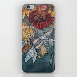 Ashes to Ashes iPhone Skin