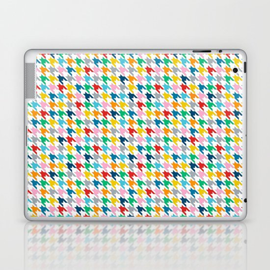 Puppytooth #2 Laptop & iPad Skin