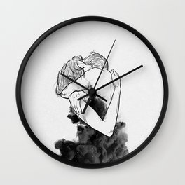 Till the last star you have me. Wall Clock