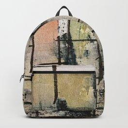 Ciudad deshabitada  Backpack