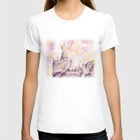 hogwarts T-shirts featuring hogwarts by impalei