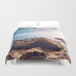 Ocean Rock Duvet Cover