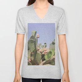 Cactus 2 Unisex V-Neck