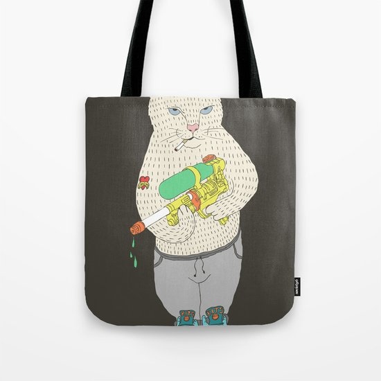 Colonel Surge Tote Bag