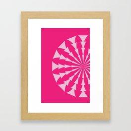 cilla Framed Art Print